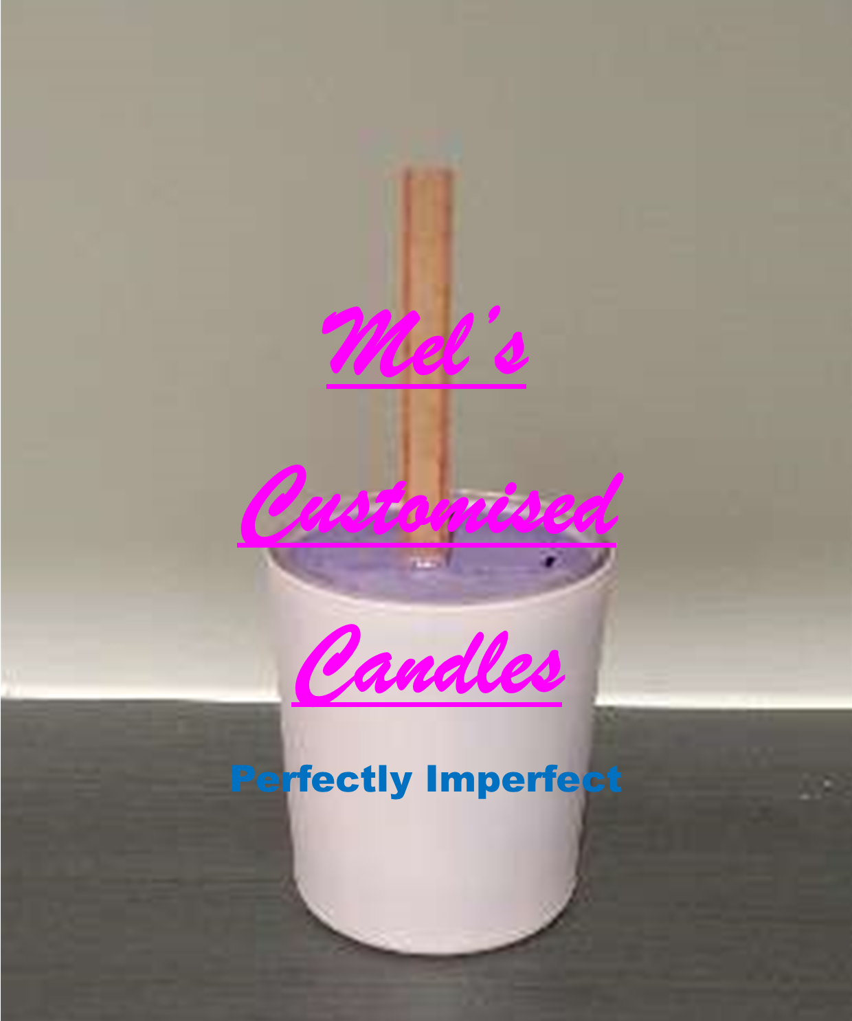 Mel's Customised Candles